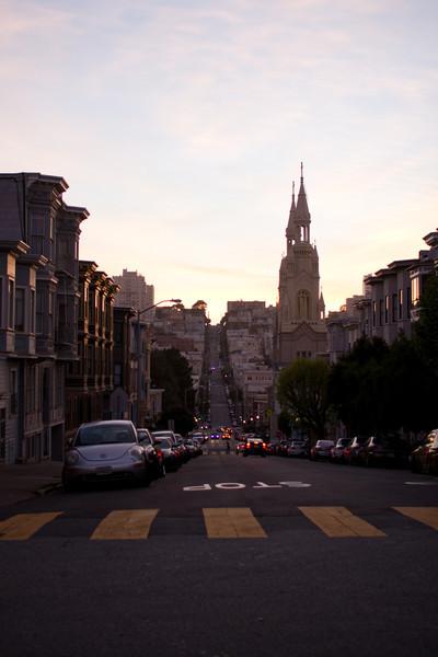 San Fransisco, April 2013