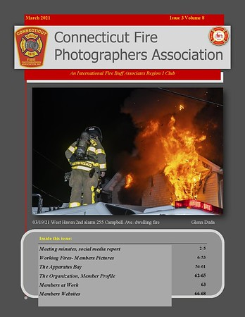 CFPA March 2021 Newsletter