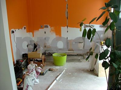 Edgely Kitchen Installation