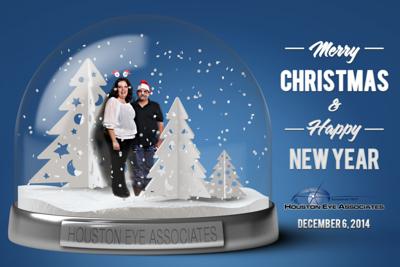 Houston Eye Associates Holiday Party