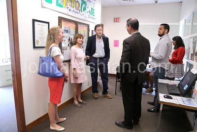 Trinity College - Bill Levy Class of '75 Touring TrinColl Cafe - August 8, 2014