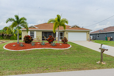 1819 NE 38th Terrace, Cape Coral, Fl.