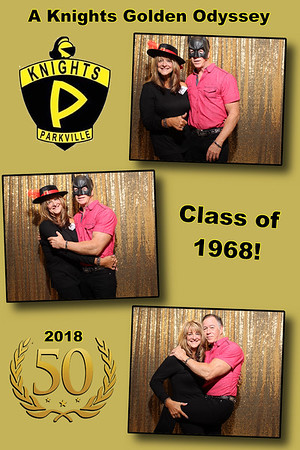 Parkville HS Class of 1968 50th Reunion