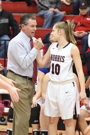 Varsity Girls Basketball vs Nebraska City