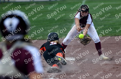 State Softball 4A Quarterfinals: West Delaware Vs Indendence