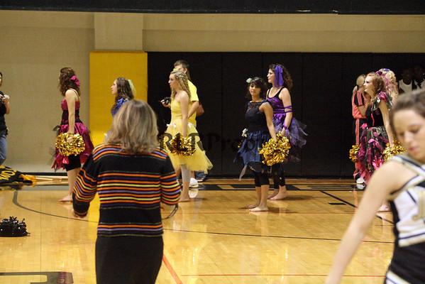 Cleburne Jacket Dancers October 30, 2008