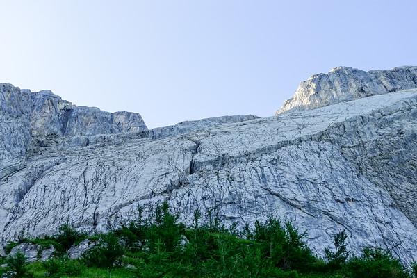 Directe 5a, Miroir d'Argentine alpine climbing
