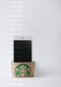 Starbucks is making innovats in retail technology