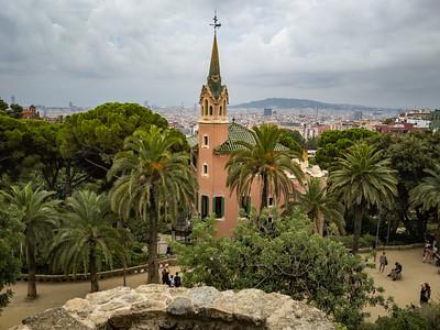 07_Spain - Gaudi - Park Guell