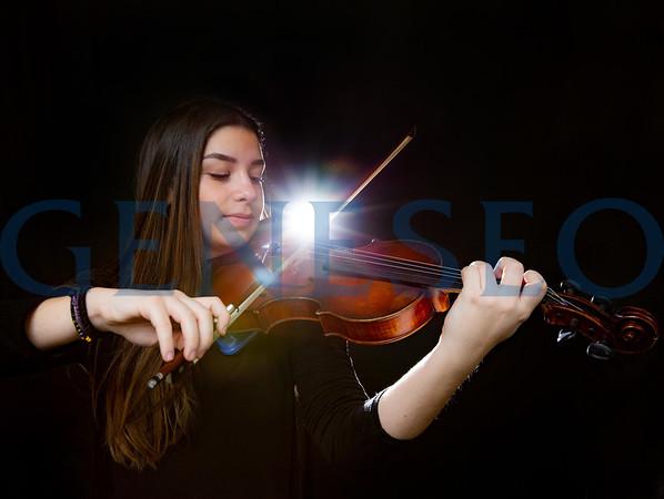 Violinist Jim and Barbara Walker Scholarship
