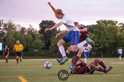 9-10-15 Roosevelt v Minneapolis Washburn Boys Soccer