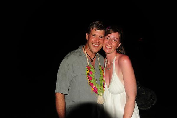 Richard & Annastasia; Fiji 2011