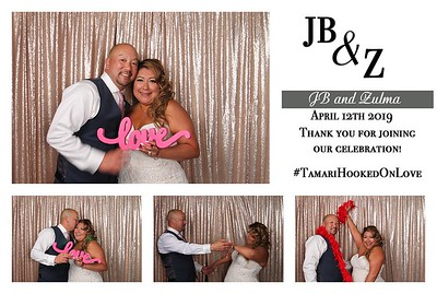 Zulma & JB's Wedding
