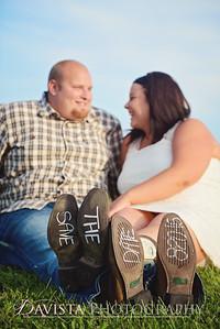 Dustin & Karrah- engagement