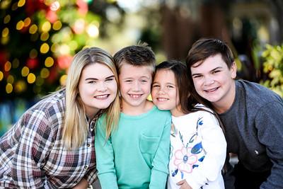 Tampa- Christmas Family Session