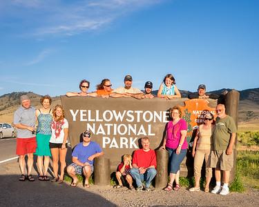 Yellowstone Reunion - July 2014