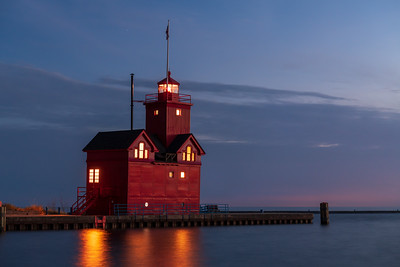 Michigan Birds, Lighthouses, and Wildflowers