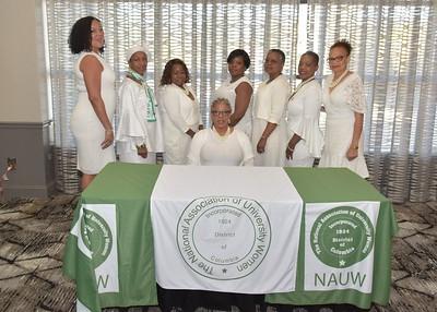 NAUW Leadership Awards Luncheon 10-19-2019