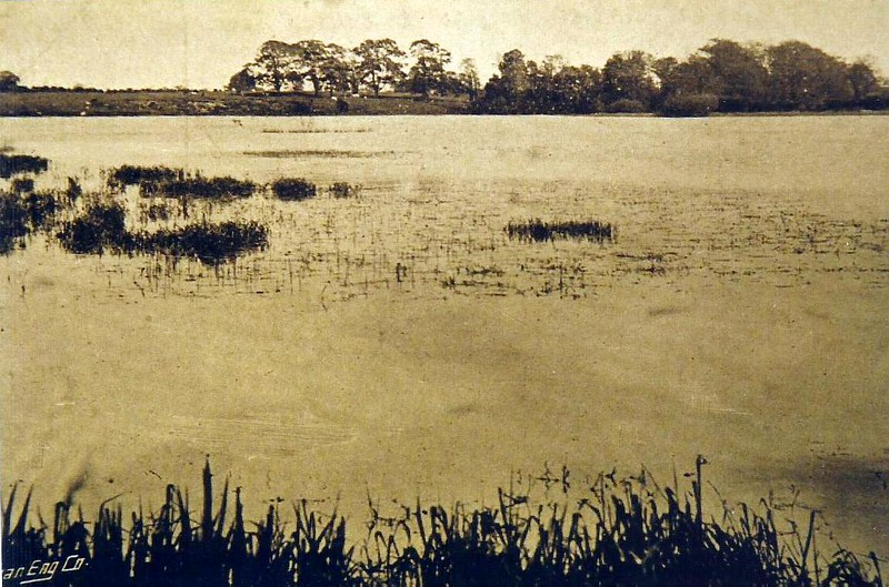 Coate Reservoir c1900