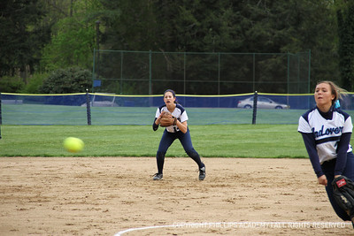 GV Softball vs Worcester & Alumni BBQ