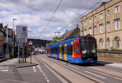 Sheffield Tram Train