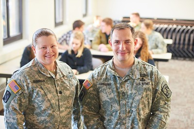 2015 UWL ROTC Award for Excellence