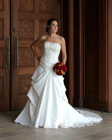 Faren's Bridal Portraits