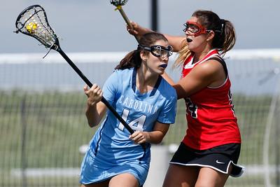 US Lacrosse Women's Collegiate Lacrosse Associates (WCLA): Georgia vs North Carolina