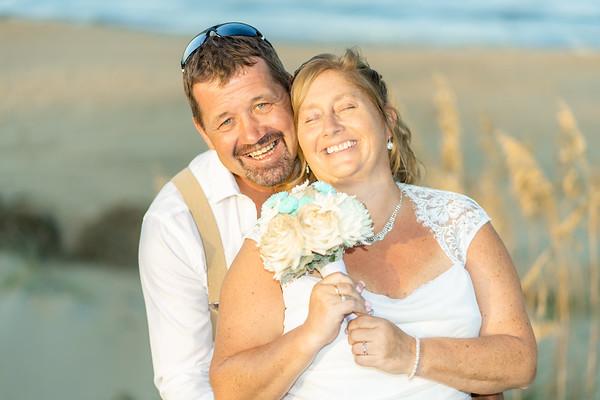 Kim and Jody's Beach Wedding