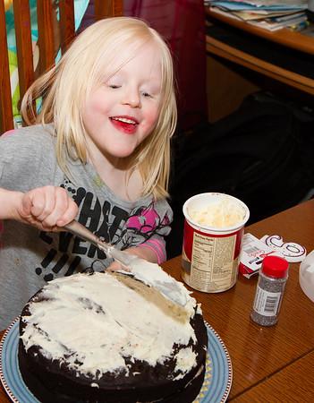 Kaetlyn - 6 years old