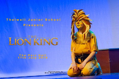 Thelwall Junior School - The Lion King