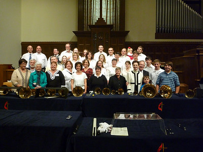 11-27 - Ringers & Singers Reunion for the Hermanys' 50th Anniversary - Birmingham, AL