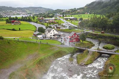 Norway Bergan & Hardanger fjord