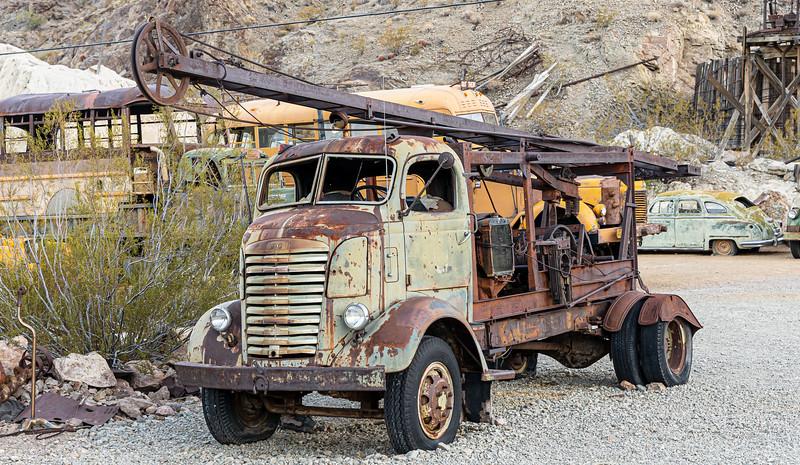 Nelson Nevada Ghost Town El Dorado Canyon Techatticup Mine  August 20, 2019  05_.jpg