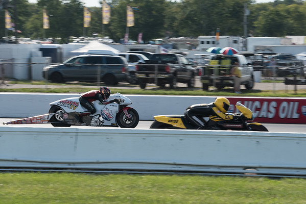 US Nationals - Pro Stock Motorcycle
