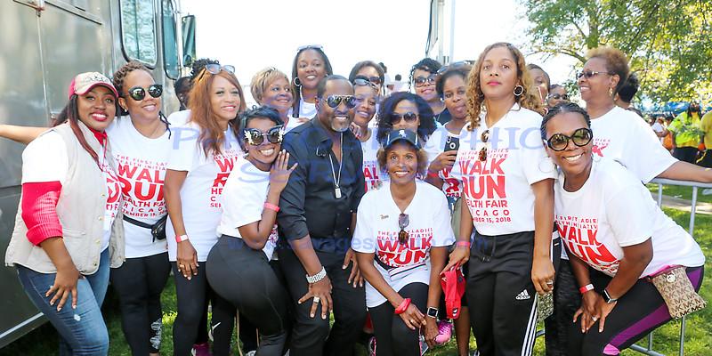 First Ladies Health Initiative 10th Anniversary Walk/Run/Health Fair 9-15-18