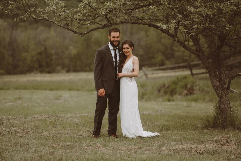 White Hollow Acres Summer Rustic Boho Barn Wedding Upstate New York 099.jpg