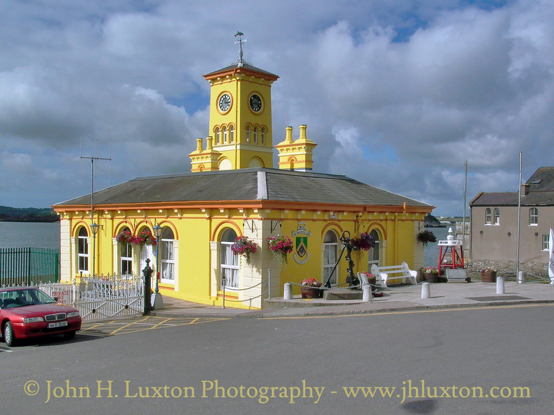 Old Town Hall, Cóbh, County Cork, Eire - July 27, 2003