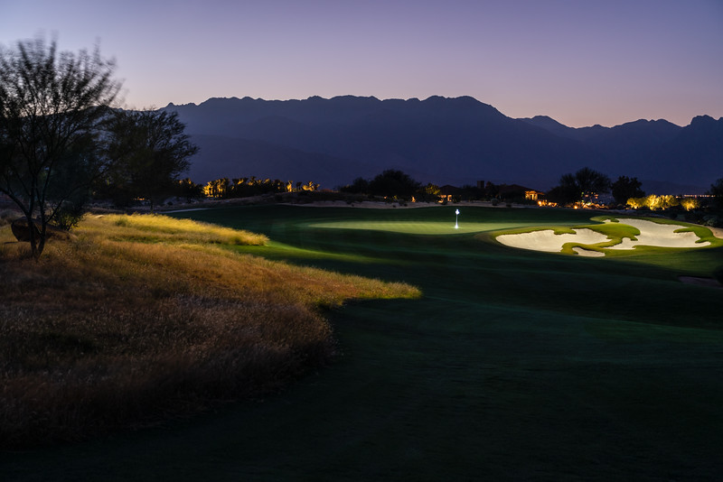 Golf Illuminated at Rams Hill Golf Club
