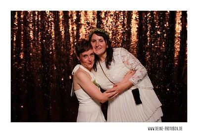 Kristin & Jessica Hochzeit