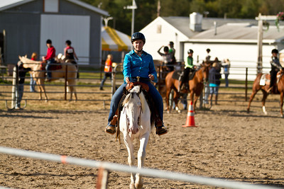 4H Districts 09/17/11 Western Horsemanship Jr.