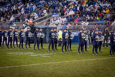 2018 Penn State vs Maryland Lionette Photos