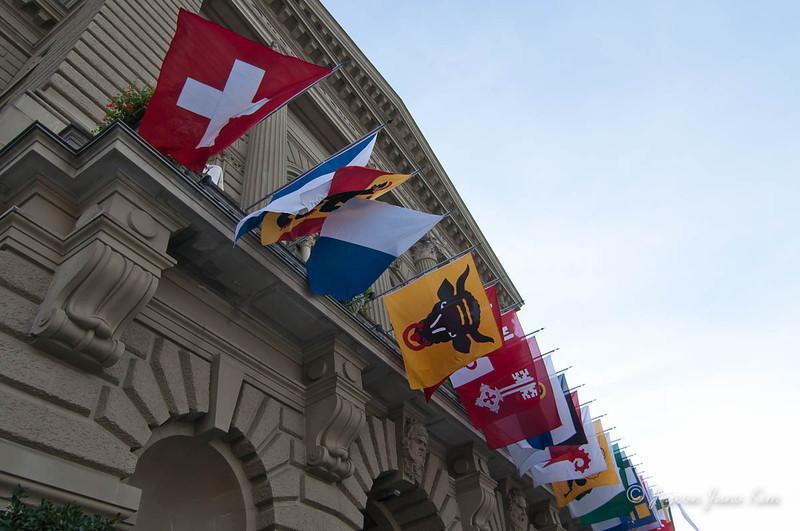 Bern city hall