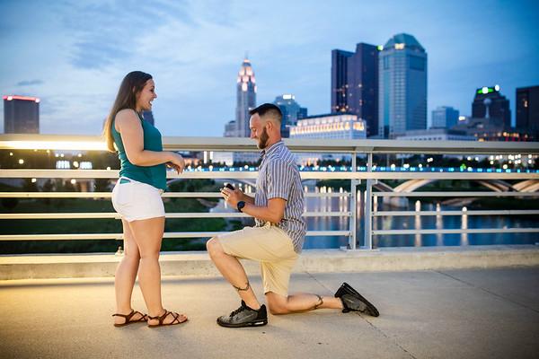 Cortnie + Cody: Proposal
