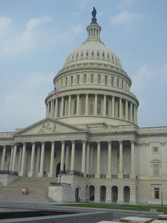 July 8, 2010 - Tour of the US Capitol Building