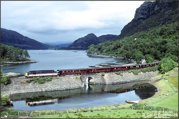 The Kyle of Lochalsh & Far North Lines
