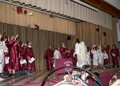 Black River HS Commencement, June 13, 2009