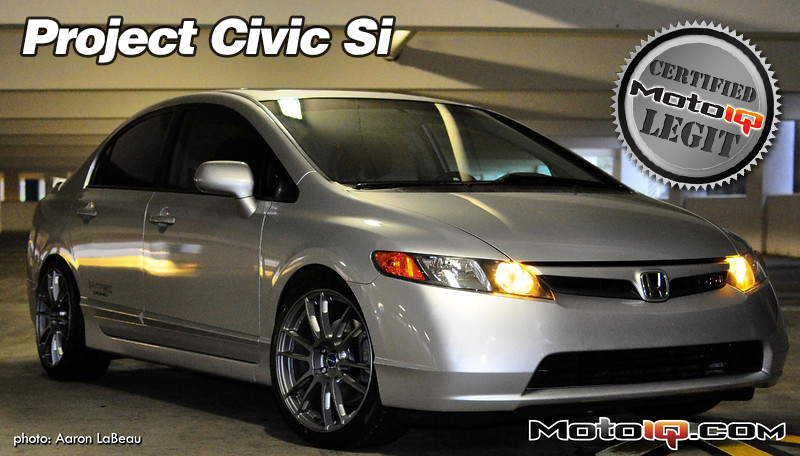 Civic SI Project