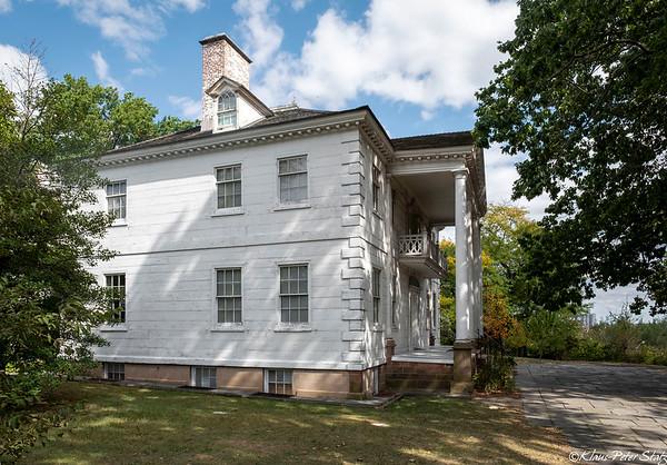 1765 Morris Jumel Mansion,  and Sylvan Terrace