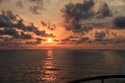 Day at Sea Feb 16